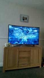 "49"" samsung hd curved tv"
