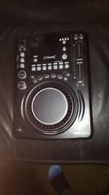 Citronic MPCD-X1 cd turntabe (for parts not working)