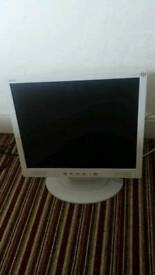 Acer LED Monitor speakers build in
