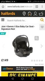 2 Joie I gemm car seat up to 15 months