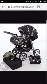 Milk Rock Baby pushchair