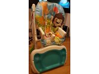 Baby feeding chair fisher price