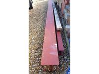Small concrete lintel