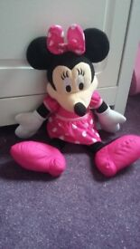 Talking minnie mouse