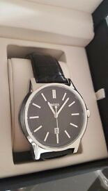 Brand New Black Hugo Boss Watch
