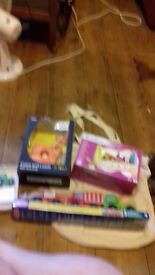 Set of 4 kids toys 3+ brand new