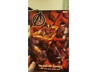 Avengers Hickman Time runs out vol 3