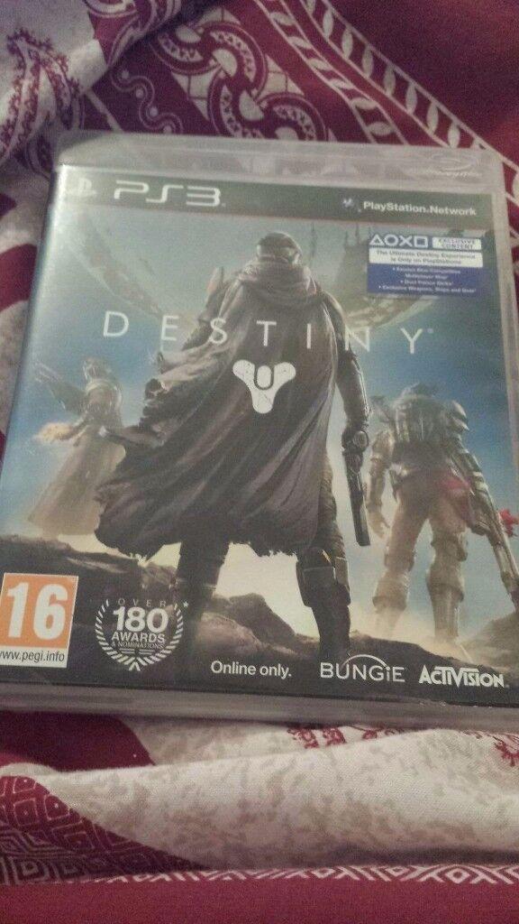 Destiny for Playstation 3
