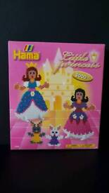 New little princess pixels beads/toy
