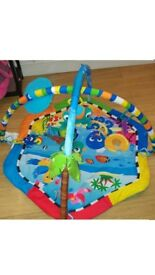 PLAY GYM MAT
