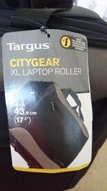 NEW - Targus City Gear Laptop Roller
