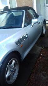 BMW Z3 £1450 ovno 1900 convertible