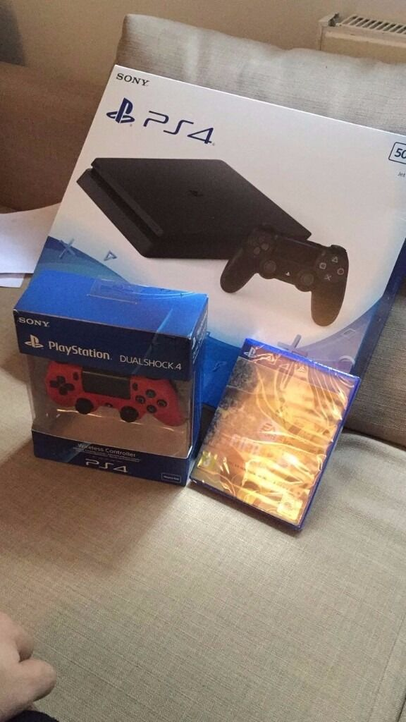 Sony Playstation 4 Console NEW