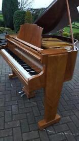 Art Deco Mornington & Weston baby grand piano