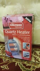Quartz Heater. Brand New boxed. Collect today cheap