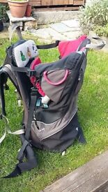 Little Life Cross Country Child carrier (back pack)