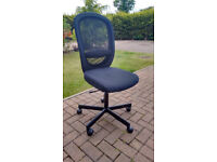 Swivel Chair (hardly used)
