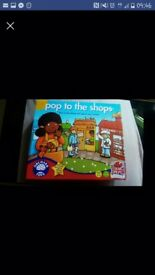 Pop to the shops