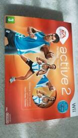 Active 2 for Wii