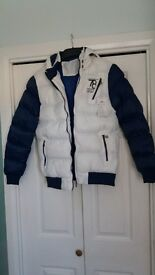 Brand new coat with tags