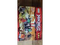 BRAND NEW (rare) Lego Ninjago Mountain Shrine