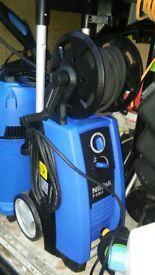 Nilfisk 150 bar pressure washer