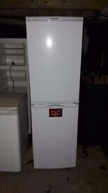**HOTPOINT**FRIDGE FREEZER**FROST FREE** A RATED**ONLY £130**BARGAIN**COLLECTION\DELIVERY**NO OFFERS