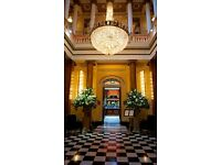 Full Time Waiting Staff- The Dome, Edinburgh
