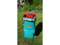 Bosch AXT Rapid 200 garden shredder: collect only