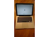 Apple Macbook Pro 13'' Model A1278 Laptop Computer Core i5 2.5 Mid-2012 Edition
