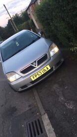Vauxhall vectra 1.8 elite
