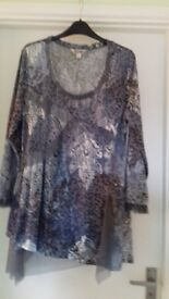 Joe Browns top/tunic