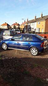 Vauxhall astra diesel 1.7 cdti