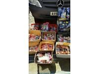 Bootsale items around 1000 items