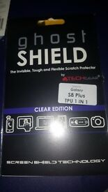 New samsung s8 screen protector