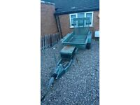 Plant Trailer for Mini digger