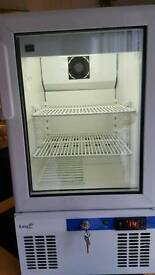 "'FREE DELIVERY' LEC MEDICAL FRIDGE USED IN HOSPITALS LABS & CHEMISTS""AS NEW"" 159.79OFFERS INVITED"