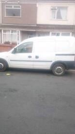 Vauxhall Combo 1.7di