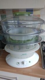 Multiuse Tefal Steamer