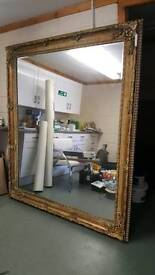 Very Large Full Length Wall Mirror