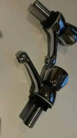 Basin taps