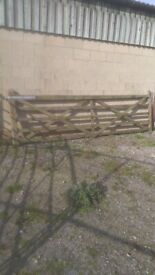 5 Bar Farm Gate