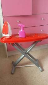Ironing board & accessories