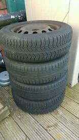 14 inch car tyres - 185/65 14