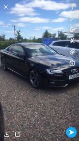Audi A5 black edition 2.0 TDI