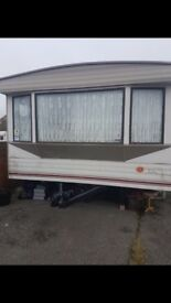 Static caravan / mobile home