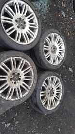 High quality new model Mercedes Tires