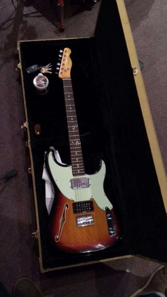 Fender Pawn Shop 72 Green Fender Pawn Shop 72