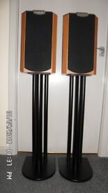wharfedale speakers and stands