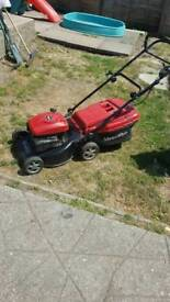 "Mountfield sp474 18"" rotary petrol mower gwo"